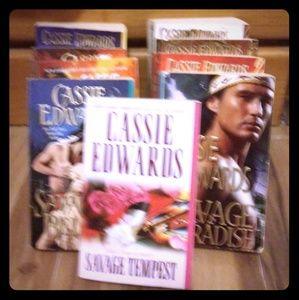 Cassie Edwards Romance   Savage Series part2